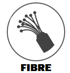 Fibre is a premium, high performance solution that delivers super fast data connectivity which is ideal for medium to large businesses that require unlimited bandwidth capabilities
