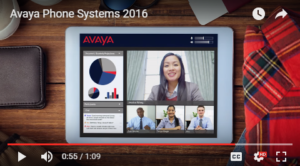 Avaya Office Phone System Video 2016