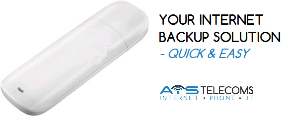 Internet Backup Solution with ATS Telecoms